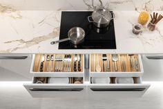 Inspirace kuchyně - Kuchyně LINE