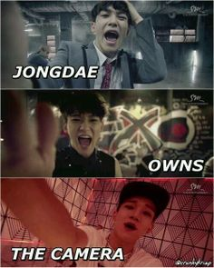 Chen owns the camera XD