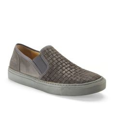 Kenneth Cole Press Pause Woven Slip-On Sneaker