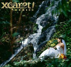 Wedding in Mexico, Xcaret. Riviera Maya