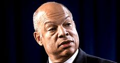 How can DHS Secretary Jihadi Jeh Johnson claim to be defending America from terrorism when he can't even keep terrorist out of his own Department? He can't