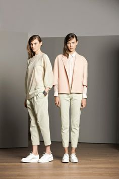 Piazza Sempione Resort 2014 Collection Slideshow on Style.com