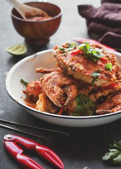 Sambal Belachan Mud Crab (A Table For Two)