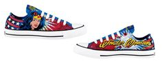 converse all star lo wonder woman shoes