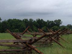 photo by Storm on the Horizon - McPherson's Ridge Gettysburg Battlefield, Pennsylvania