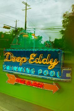 YESSSS >> Roadhouse Relics Neon Art | photo by Chad Wadsworth for Camille Styles