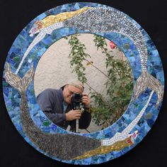 Irina Charny's mosaics always make me smile!! :o)