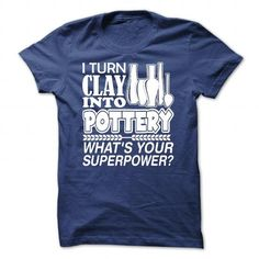 POTTERY MAKER T Shirts, Hoodies. Check price ==►…