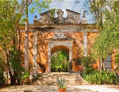 Hacienda Uayamon, Mexico