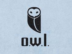 Sarah Gridley o. Graphic Design Trends, Logo Design Inspiration, Daily Inspiration, Logo Branding, Branding Design, Corporate Branding, Typography Logo, Brand Identity, Owl Logo