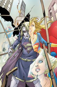 Bizarro Doomsday   Bizarro Supergirl was a Bizarro version of Supergirl . She lives on ...