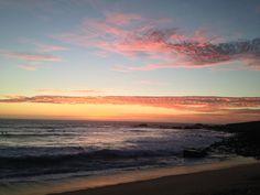 Sunset La PAz