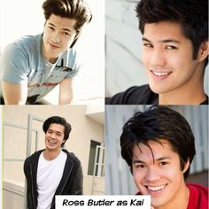 Ross Butler as Prince Kai.