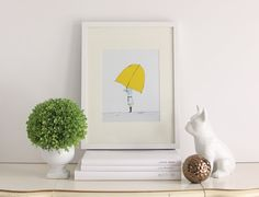 Hey, I found this really awesome Etsy listing at https://www.etsy.com/listing/101708326/umbrella-girl-pen-and-ink-illustration
