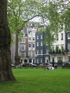 Mayfair, London by Scott Fannen
