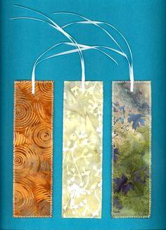 Bookmarks - Marcapáginas - Puntos de libro