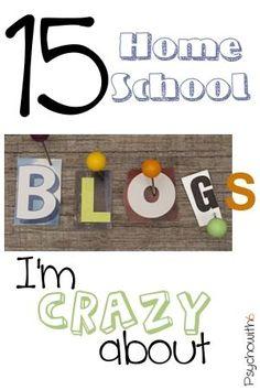 15 Must-Read Homeschool Blogs