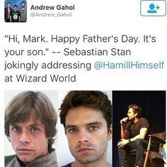 Mark and Sebastian are life goals