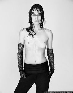 Keira Knightley, the body of a woman is not a battlefield