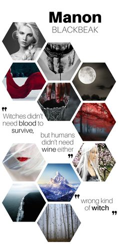manon blackbeak aesthetic | Tumblr