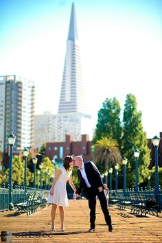 San Francisco Palace of Fine Arts and Golden Gate Bridge and Cable Car Engagement Session Photography | Enluce San Francisco Bay Area Napa Sonoma Wine Country Wedding Photographer
