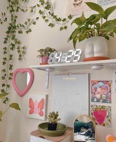 Indie Room Decor, Cute Room Decor, Aesthetic Room Decor, Pastel Room Decor, Indie Bedroom, Room Ideas Bedroom, Bedroom Decor, Bedroom Inspo, Cute Room Ideas