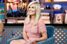 Tinsley Mortimer Denies Rumors That Fiancé Scott Kluth 'Forced' Her To Leave RHONY; Calls the Rumors 'Untrue' - The Real Housewives Lob Hairstyle, Curled Hairstyles, Summer Hairstyles, Cool Hairstyles, Big Blonde Hair, Long Wavy Hair, Let Your Hair Down, Hair Dos, Hair Trends