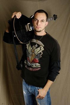 Mark Tremonti. Nuff said. - Lead Guitarist/Songwriter - Alter Bridge, Creed