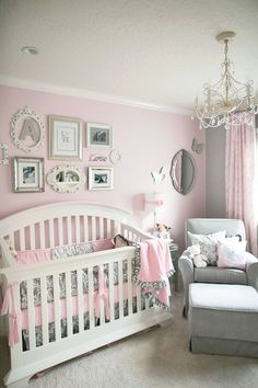20+ Girls Baby Room - Best Modern Furniture Check more at http://www.itscultured.com/girls-baby-room/