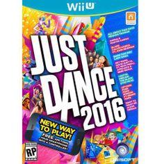 Just Dance 2016 (Nintendo WiiU)