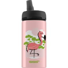 Sigg Water Bottle Cuipo Born Pink Live Green .4 Liters