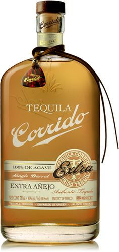 Can not say enough good things about this tequila.  Smooth and easy
