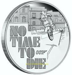 James Bond No Time To Die 1oz Proof Silver Coin Silver Coins, James Bond, Decorative Plates, Personalized Items, Ebay, Home Decor, Silver Quarters, Interior Design, Home Interior Design
