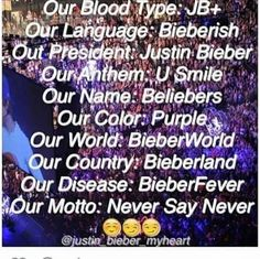 Love this but I feel like the anthem should be something else a bit more meaningful to justin. Like Life is worth living or even Believe