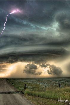 Thunder Storm by Sean R. Heavey