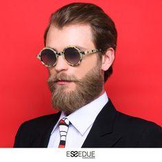 Essedue Sunglasses Handmade and Designed in Italy Circle Sunglasses, Round Sunglasses, Mens Sunglasses, Handmade Design, Fashion, Italian Fashion, Eyeglasses, Moda, Man Sunglasses