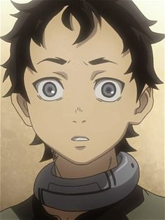 Ganta from Deadman Wonderland. just started this on netflix