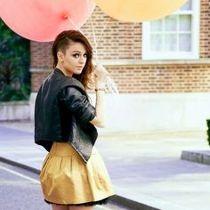 Cher Lloyd. I'm so excited this summer I'm getting that haircut