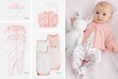 First Wardrobe - Girls | First Wardrobe - Girls | Infants | Next: Canada