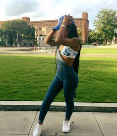 WEBSTA @ amourjayda - Vibes #minkgirl @shopamourjayda Dope Fashion, Fashion Killa, Fashion Outfits, Outfits For Teens, Summer Outfits, Pretty Outfits, Cute Outfits, Pretty Girl Swag, Insta Models