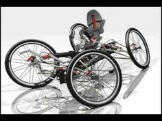 "GBO / Carv-X... Recumbent quad concept... wheels ""tilt"" on turns"