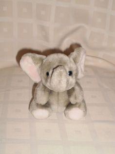 Elephant Soft Toy Plush by IFAW