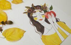 Love Oana Befort illustrations.