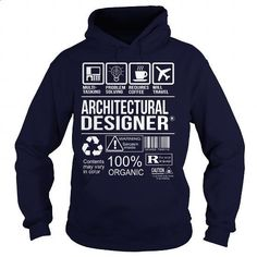 Awesome Tee For Architectural Designer - #vintage t shirts #design t shirts. BUY…
