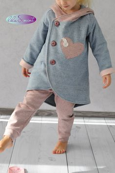 Little Girls Clothing Stores Online Fashion Kids, Baby Boy Fashion, Toddler Fashion, Diy Fashion, Ideias Fashion, Fashion Tights, Fashion Clothes, Sewing For Kids, Baby Sewing