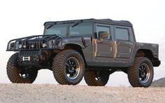 Hummer H1 Alpha