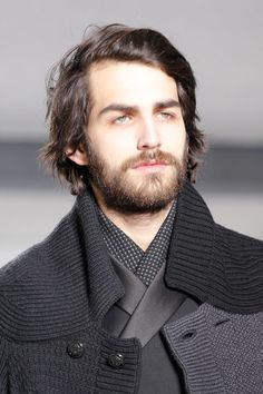 Maison Martin Margiela Fall 2013 Menswear Collection Slideshow on Style.com