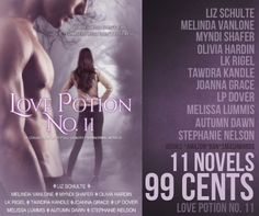 11 Full-length paranormal novels, ONLY 99¢ for the collection!