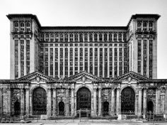 Michigan Central Depot or MCS