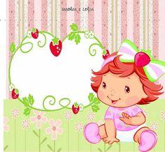 Fazendo a Propria Festa: Moranguinho Baby